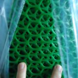 Acoplamiento de alambre plano plástico polivinílico
