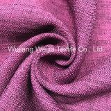 Tessuto di tela del ringrosso del poliestere per il sacchetto del pattino di Uphostery della mobilia