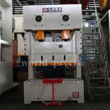 Peças de chapa metálica Estampagem Jh25 110ton prensa elétrica mecânica da máquina de perfuração Pneumática