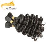 Оптовые цены на роскошь Virgin Raw монгольской основную часть волос