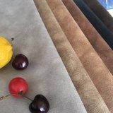 Canapé en daim kaki de tissus de fabricant
