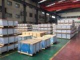 La máxima calidad 6061 T6/T651 de la placa/lámina de aluminio con Hight planeidad