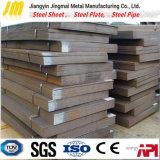 Плита структуры боилера стальной плиты низкого сплава JIS G3106 Sm490