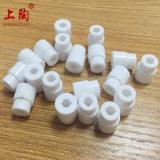 Glasierendes 95% Tonerde-keramisches Isolierungs-Gefäß
