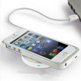 Carregador universal sem fio portáteis para a Samsung iPhone
