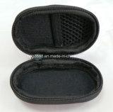 EVA personalizado Zipper cualquier auricular de colores disponibles de llevar el caso de embalaje