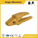 il trattore a cingoli 127X290 parte l'adattatore del dente della benna