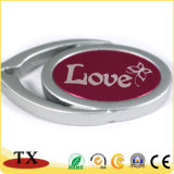 Oval Shape Promotion Premium Gift Custom Logo Metal Key Chain