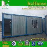プレハブかプレハブまたはモジュラーまたは移動式または携帯用容器のホーム20feet容器か輸送箱に基づくフラットパックの容器のプレハブのホーム