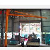 La colonne de verre pneumatique Sucker en atelier