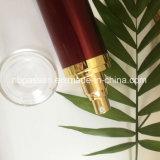 Bottiglia acrilica rossa di qualità superiore della lozione 100ml per l'imballaggio di Skincare (PPC-NEW-192)