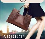 Signora di cuoio Designer Fashion Handbags delle borse dell'unità di elaborazione delle donne della fabbrica di Guangzhou