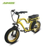 Bicicletta elettrica della batteria elettrica della bici 48V 10ah del motore innestata 500W di Bafang 48V