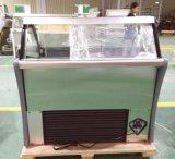 Congélateur d'étalage d'étalage de crême glacée de Gelato (QD-BB-16)