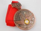 Médaille militaire avec la bande et le Pin (GZHY-Yb-007)