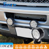 4inch indicatore luminoso Shockproof del carrello di miniera 42W dell'inondazione rotonda LED
