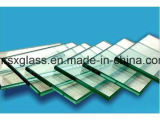 Glace Tempered en verre 6mm Rongshunxiang de construction