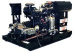 Máquina ultra de alta pressão da limpeza para a limpeza química de Indusry