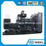 Generatore diesel del motore di Shangchai del blocco per grafici aperto di Sc7h230d2 50Hz 150kw/188kVA con l'alternatore descritto Stamford