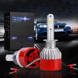 6000lm imprägniern IP68 LED Scheinwerfer des Scheinwerfer-Konvertierungs-Installationssatz-H1 Ymsp 50W H1 LED