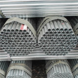 L'estremità ASTM A53 BS1387 della smussatura di marca di Youfa ha galvanizzato i tubi d'acciaio utilizzati per le inferriate