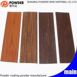 熱伝達の木製の穀物の効果の静電気の粉のペンキ