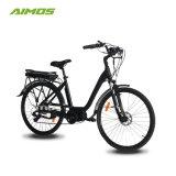 Venta caliente Ciudad Verde bicicleta eléctrica/Ebike potente para la playa
