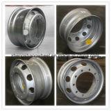 Высокое качество авто стальное колесо, бескамерные стальные ободья колес и колесных дисков