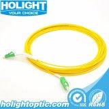 Sc/APC aux câbles de connexion de fibre optique de LC/APC
