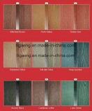 El agua salada resiste el panel Astilla-Libre del Decking de madera WPC de WPC