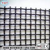 rete metallica ad alto tenore di carbonio d'apertura del frantoio di 20mm