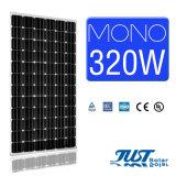 panneaux solaires mono de 320W 72cells pour sur l'installation de système solaire de réseau