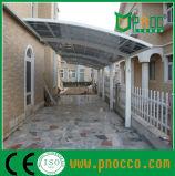 Vela de policarbonato tipo portátil marquesinas alquiler de viviendas (126CPT)