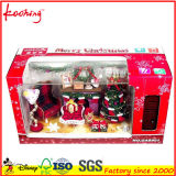 Коробка карточки бумажная упаковывая для игрушек & подарка малышей с индикацией окна