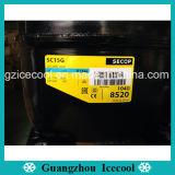 Compressore originale Sc15g 104G8520 del frigorifero di R134A Danfoss Secop nuovo