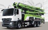 Vrachtwagen-opgezette Concrete Pomp 22m 37m 52m van de Lijn voor Verkoop