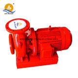 Bomba de água Closed de Monoblock dos pares do impulsionador centrífugo horizontal do motor elétrico