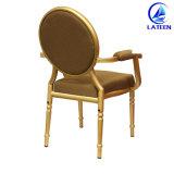 편리한 대중음식점 가구 나무는 판매를 위한 팔걸이 의자를 좋아한다