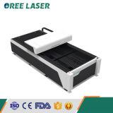 Machine de découpage à plat de gravure de laser de vis de bille de haute précision et d'énergie O-Bsm