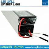 新しい0.5m 9W LEDの壁の洗濯機の景色ライトAC85V-265V屋外ライト