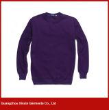 색깔 (T45) 여러가지 대량 보통 공백 스웨트 셔츠