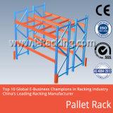 Sistema resistente do racking para as soluções industriais do armazenamento do armazém (IRA)