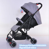 Aluminiumlegierung-Rahmen-Material-und Baby-Spaziergänger-Typ Baby-Spaziergänger