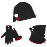 羊毛のライニング(JRK068)が付いている編まれた帽子