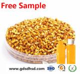 Masterbatch amarillo botella de PET para el efecto de acrílico con alta calidad