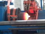 실린더기둥의 몰딩 장식 에서와 닫히기를 위한 CNC 최신 회전시키는 기계