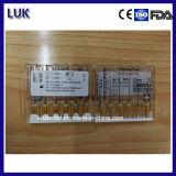 高品質のNiti回転式Protaperの歯科ファイル(L-DF07)