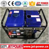 4.5kw Digitale Generator van de Dieselmotor van de diesel Reeks van de Generator de Luchtgekoelde
