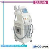ND : YAG Elight Shr Hair Removal machine multifonction avec la CE