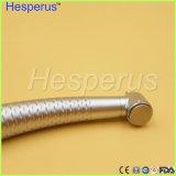 Hesperus 5 de Hoge snelheid TandHandpiece van de Turbine van de 5 LEIDENE van Nevels van de Generator Lucht van LEDs en